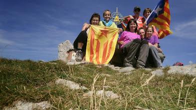 Photo: Costa Pubilla (2053m), serra del Montgrony. Guim Comellas (LL/D) i família.