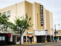 The Arlington Cinema & Drafthouse.