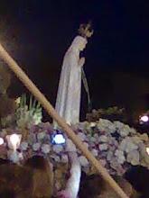 Photo: LUZ NA CIDADE DA VIRGEM - Na noite de 31 de Maio de 2010 encerrou-se-á o mês de Maio com procissão presidida por D. Manuel Clemente desde a igreja da Lapa até à Sé.