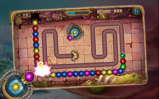 大理石の伝説 - パズルゲーム