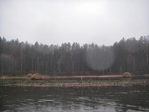 Photo: Łąki też pozalewane