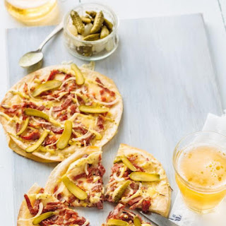 Smoked Meat Quesadillas.