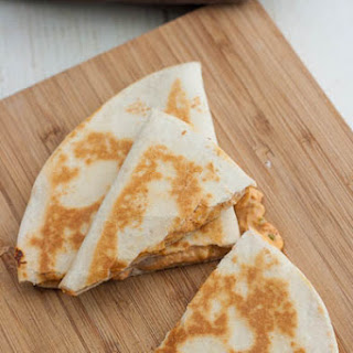 Just Like Taco Bell- Chicken Quesadillas!