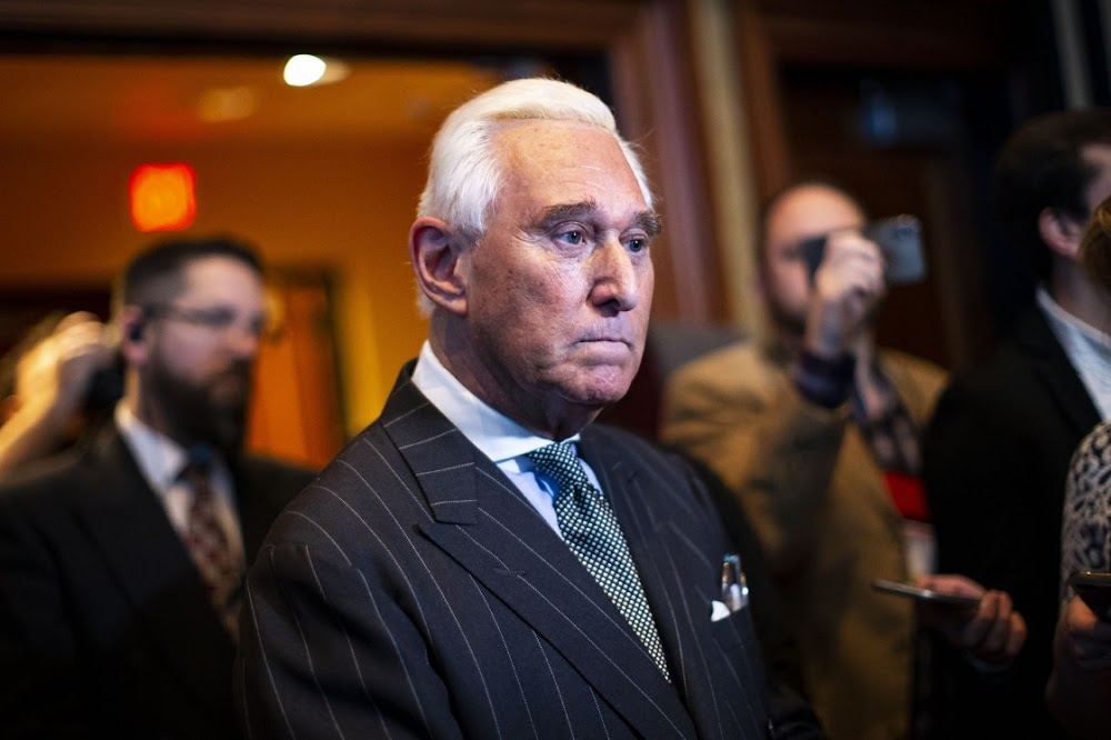 Trial of Donald Trump adviser Roger Stone set to wrap up