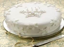 British Holiday Cake
