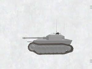 E 50 F Medium Tank