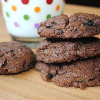 Double Chocolate Oreo Cookie.