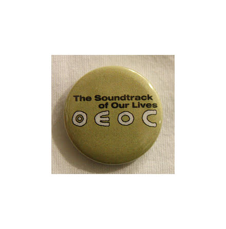Soundtrack Of Our Lives - Logo Sand - Badge