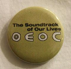 Soundtrack Of Our Lives - Logo Sand - Badge