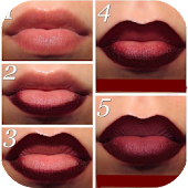 Lipstick Makeup Tutorials