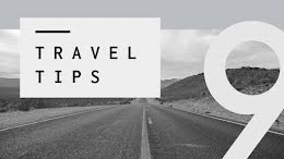 Nine Travel Tips - YouTube Thumbnail item