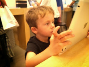 Photo: Finn Looks So Grown Up!