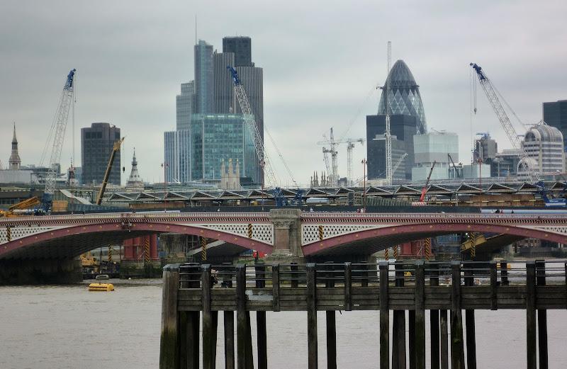 Londra.. il vecchio e il nuovo di AlexSandra
