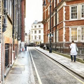 London, 2012 by Russ Quinlan - City,  Street & Park  Neighborhoods ( england, london, street scene, street, uk, streetphotography, people )