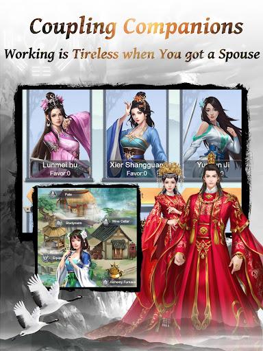 Immortal Taoists-Idle Game of Immortal Cultivation 1.4.6 screenshots 12