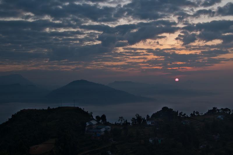 Photo: Sunrise in Sarangkot  For #SkySunday curated by +Simone Linke .