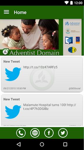 Adventist Domain