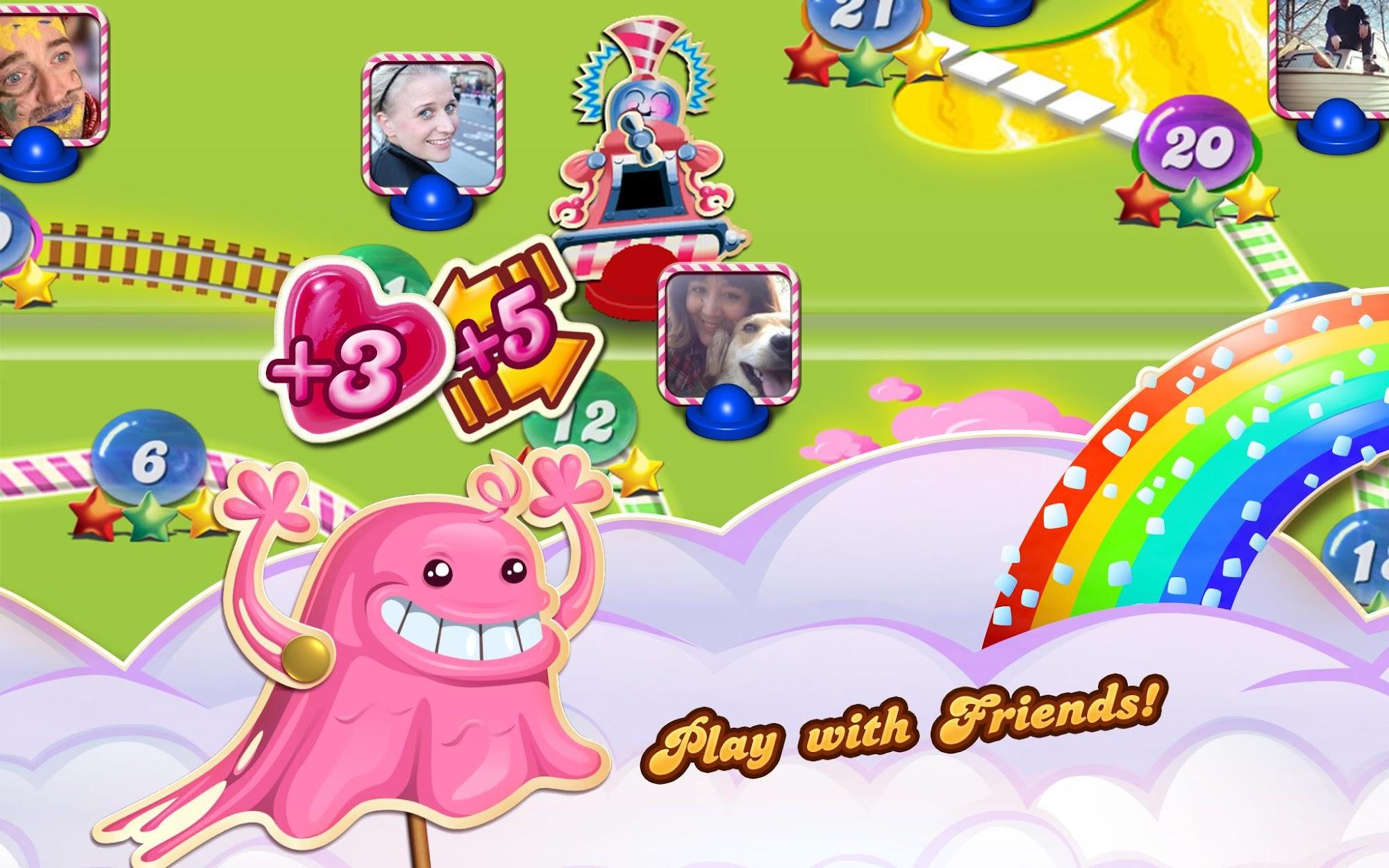 Candy Crush Saga screenshot #10