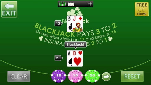 Blackjack 21 Pro
