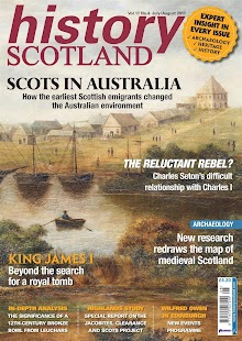 History Scotland- screenshot thumbnail