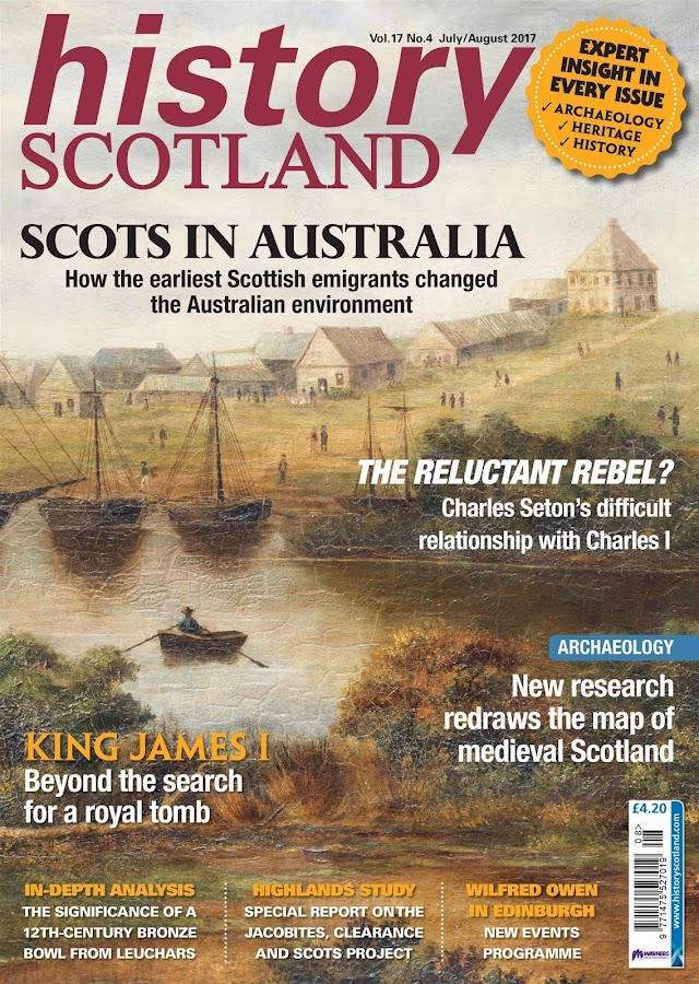 History Scotland- screenshot