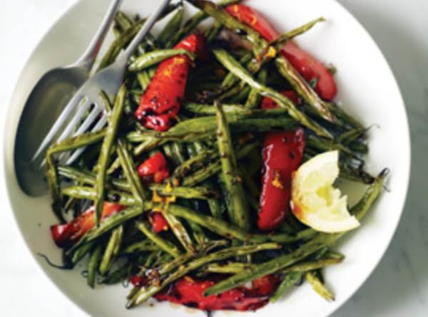 Sicilian-style Roasted Vegetables With Balsamic Syrup Recipe