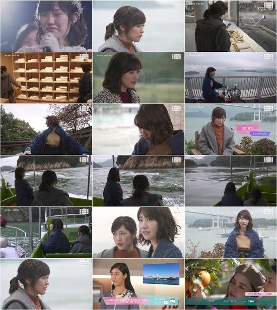 (TV-Variety)(720p) Tabifuku (Kashiwagi Yuki, Watanabe Mayu) 171206