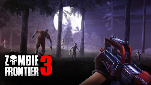 Zombie Frontier 3: Jeu de Tir  captures d'u00e9cran 15