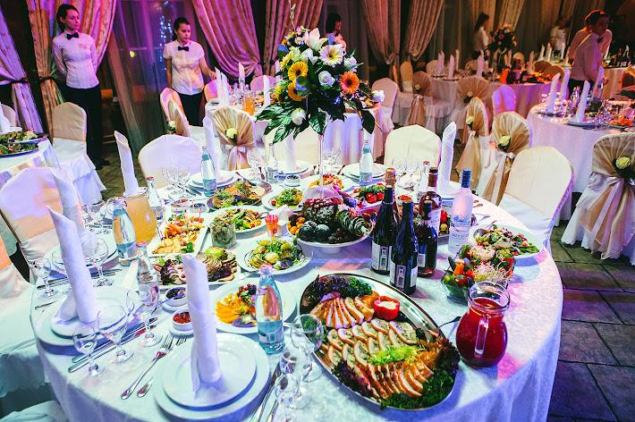 Фото №6 зала Большой банкетный зал ресторана «Замок Айвенго»