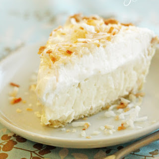Coconut Cream Pie With Coconut Milk Recipes