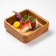 209. Surf Clam Hokkigai Sashimi