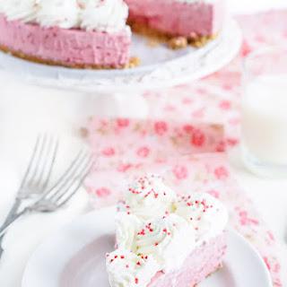 No Bake Raspberry Cheesecake.