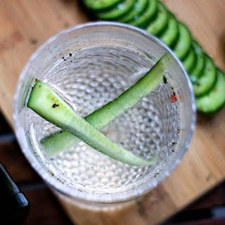 A Summer Cocktail.