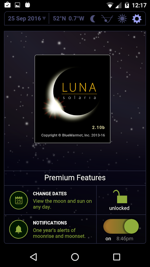 Luna Solaria - Moon & Sun- screenshot