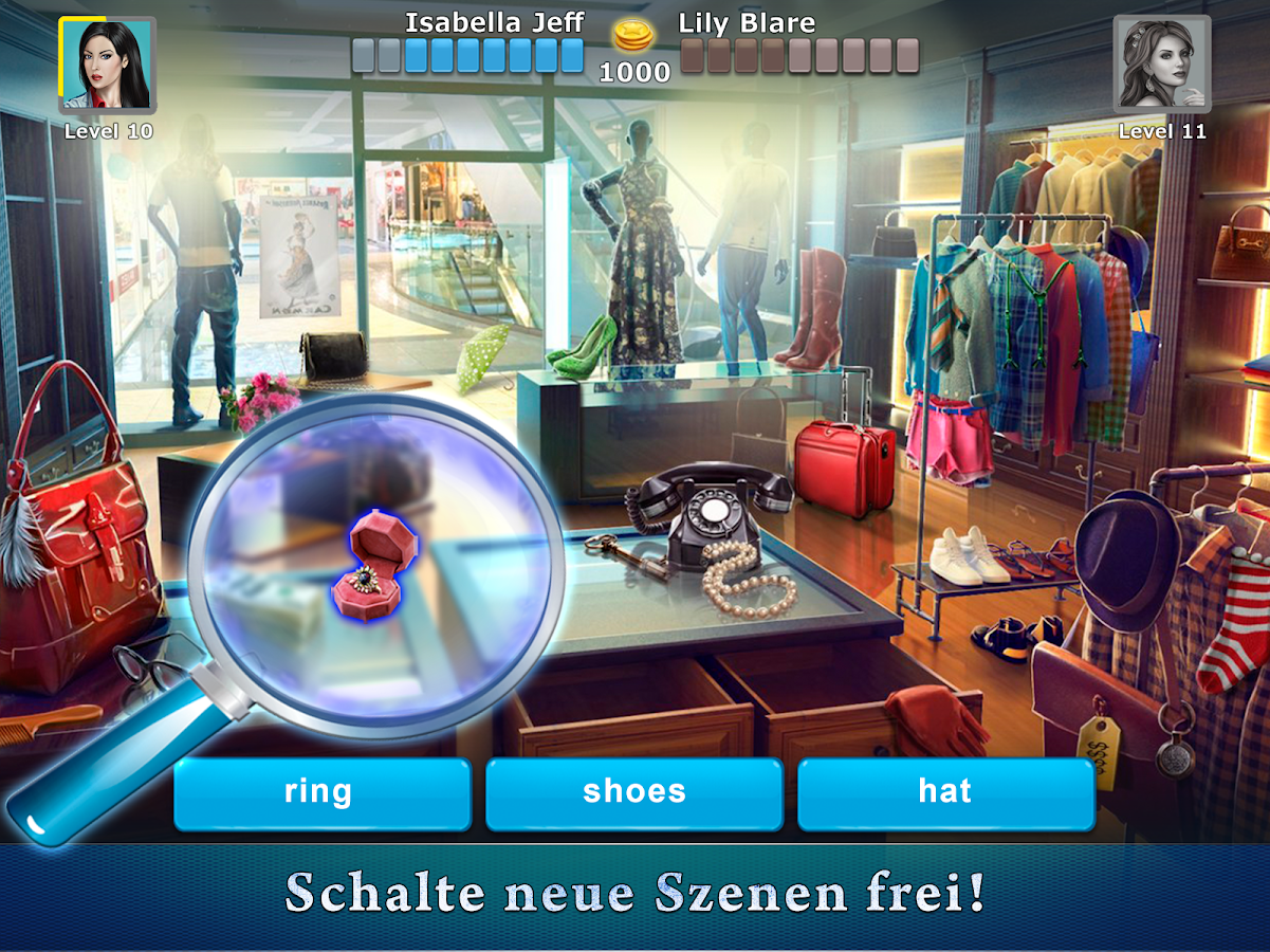 Wimmelbild-Battle – Screenshot