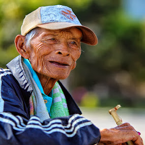 Smile by Agoes Antara - People Portraits of Men