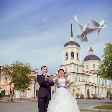Wedding photographer Valentina Fedotova (Valkyrie). Photo of 05.06.2014