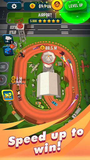 Télécharger Gratuit Idle Race Riot: Carmageddon clicker APK MOD (Astuce) screenshots 5