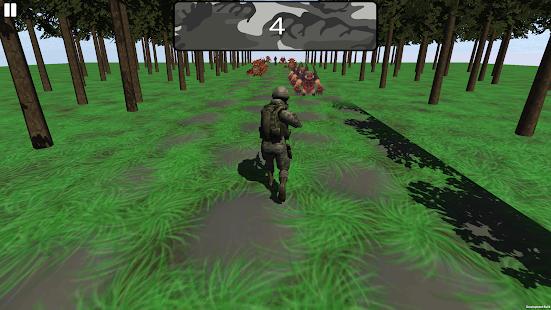 Runner Soldier - náhled