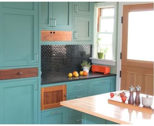 厨柜的想法