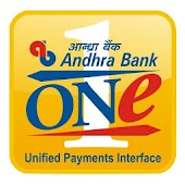 Andhra Bank ONE – UPI App