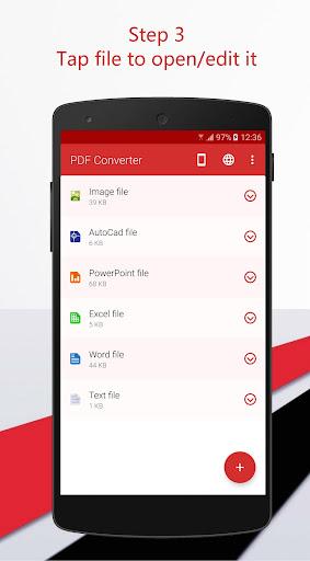 PDF Converter 1.0.19 screenshots 5