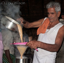 Photo: Chai Preparation Belghar Orissa India Chai Making & Dawn In Puri India 2010 - MONTAGE http://www.youtube.com/user/Sufibooks?feature=mhum#p/u/0/8PY9L81phZI