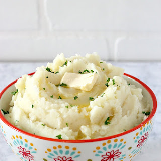 Instant Pot Mashed Potatoes Recipe