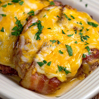 Baked Bacon Chops Recipes