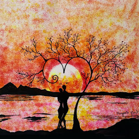 Blo Paint by Sangeeta Paul - Painting All Painting
