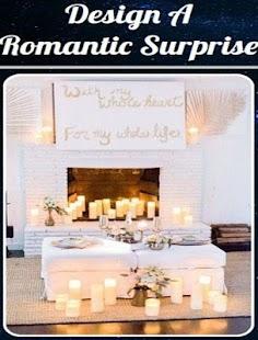 Design A Romantic Surprise - náhled