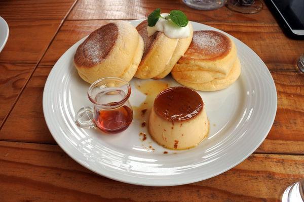 CC STORY 林場咖啡鬆餅~吃的到日本幸福鬆餅的味道!