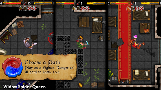 Dungeoneers Academy: Trials- screenshot thumbnail