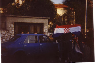 Photo: Promet na Vežici (1989)